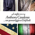 4 luglio 2014 Anthony Casalena in Knit-House