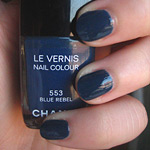 Chanel 553 Blue Rebel © Bevere e Bollere